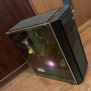 ハイスペック ゲーミングパソコン クリエイティブパソコン メモリ16GB
