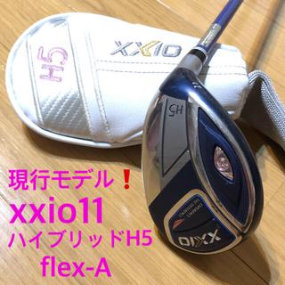 DUNLOP - 【現行モデル】xxio11 レディース U5 ユーティリティ A