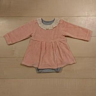 アカチャンホンポ - 赤ちゃん本舗☆長袖ロンパース☆80cm