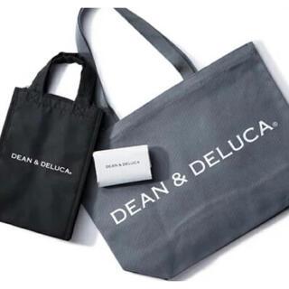 DEAN & DELUCA - DEAN&DELUCA トートバッグ クーラーバッグ エコバッグ 3点セット