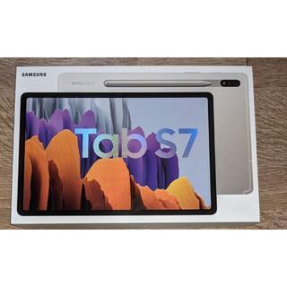 サムスン(SAMSUNG)のsamsung Galaxy Tab S7 8gb/256gb(タブレット)