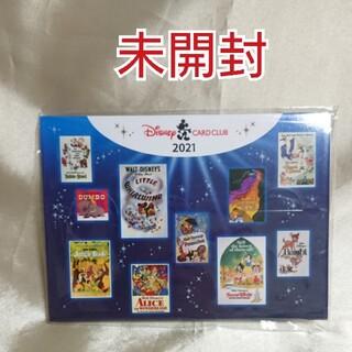 Disney - JCB ディズニー カードクラブ 特典 非売品 ピンバッチ 未開封