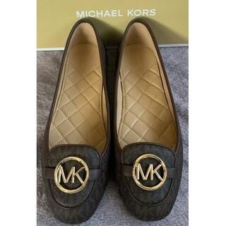 マイケルコース(Michael Kors)の美品 MICHAEL KORSマイケル・コース 靴(ハイヒール/パンプス)