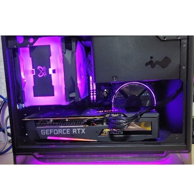 Ryzen 9 3950x 32gb rtx3070  スマホ/家電/カメラのPC/タブレット(PCパーツ)の商品写真