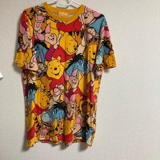 Disney - プーさんTシャツ