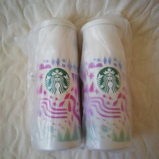 Starbucks Coffee - STARBUCKS スタバ福袋2021 ステンレスボトルセット
