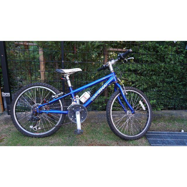 LOUIS GARNEAU(ルイガノ)の【値下げ】ルイガノ LGS-J22 ジュニア自転車 22インチ スポーツ/アウトドアの自転車(自転車本体)の商品写真