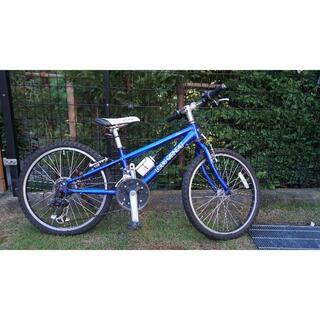LOUIS GARNEAU - 【値下げ】ルイガノ LGS-J22 ジュニア自転車 22インチ