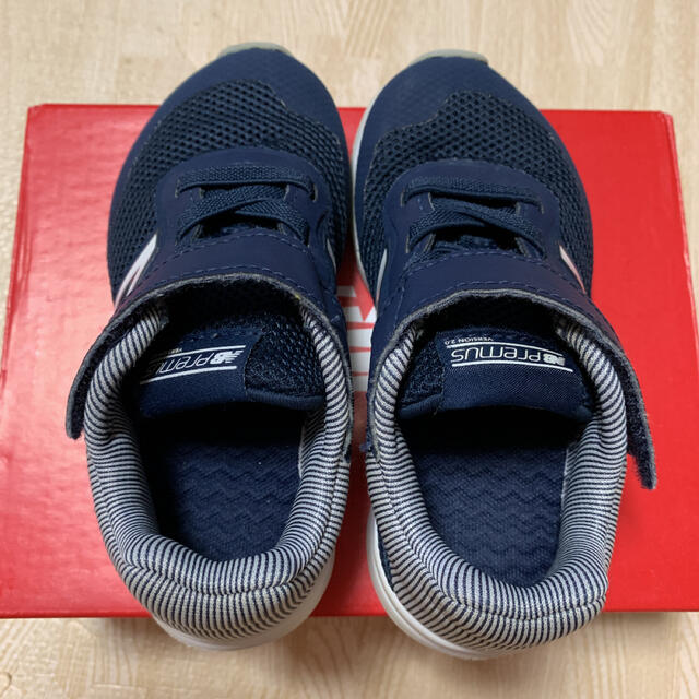 New Balance(ニューバランス)のニューバランス スニーカー 15.5cm キッズ/ベビー/マタニティのキッズ靴/シューズ(15cm~)(スニーカー)の商品写真