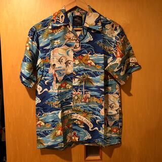 サンサーフ(Sun Surf)のコナベイハワイ アロハシャツ   ランドオブアロハ(シャツ)