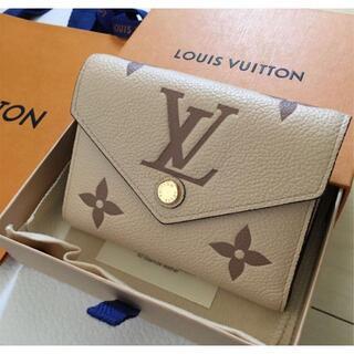ルイヴィトン(LOUIS VUITTON)のルイヴィトン ポルトフォイユ ヴィクトリーヌ ウォレット(財布)