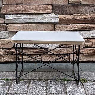 イームズ LTRT テーブル ローテーブル ミニテーブル サイドテーブル 白/黒