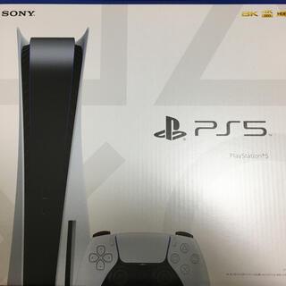 SONY - プレステーション5 本体 PS5 通常版 ディスクドライブ搭載モデル