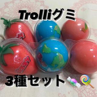 カルディ(KALDI)のasmrグミ 3種セット(菓子/デザート)