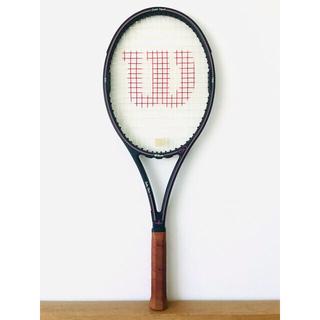ウィルソン(wilson)の【希少】ウィルソン『レディーフレアー Mid 93』テニスラケット/G3/美品(ラケット)