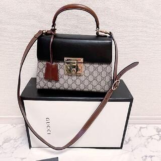 Gucci - GUCCI 正規品 保証書 保存袋付 ショルダー ハンドバック