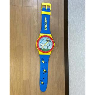 スヌーピー(SNOOPY)のスヌーピー 腕時計型 掛け時計(掛時計/柱時計)