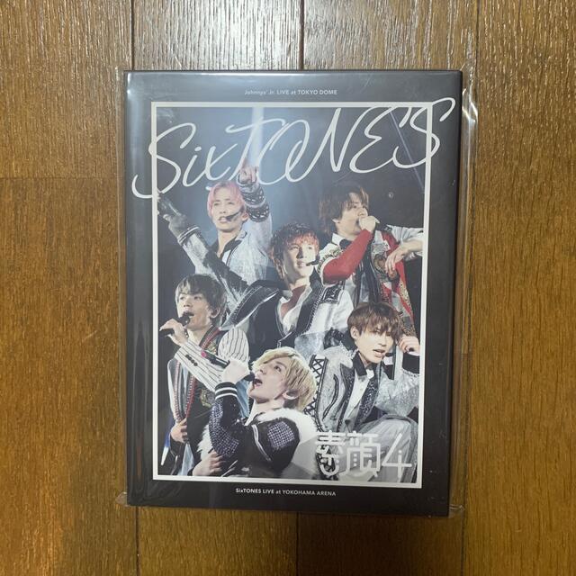 SixTONES DVD エンタメ/ホビーの雑誌(アート/エンタメ/ホビー)の商品写真