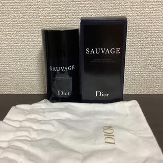 Dior - ディオール ソヴァージュ パフューム ボディ スティック 75g