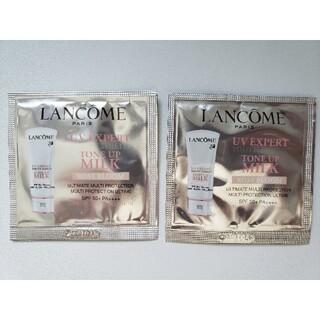LANCOME - LANCOME  UV エクスペール トーン アップ ローズ 1ml ×2