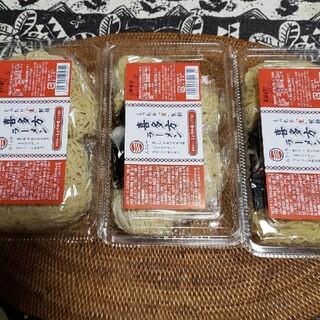 喜多方ラーメンしょうゆ味6食(麺類)