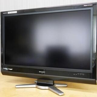 シャープ 32V型 液晶 テレビ AQUOS LC-32D30-B ハイビジョン