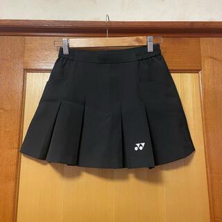 YONEX - ヨネックス YONEX スコート ブラック テニスウェア テニススカート