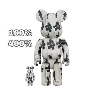 BE@RBRICK Flying Balloons Girl 100% 400%(その他)