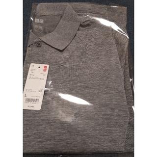 UNIQLO - ユニクロ ドライEXポロシャツ 半袖 Lサイズ