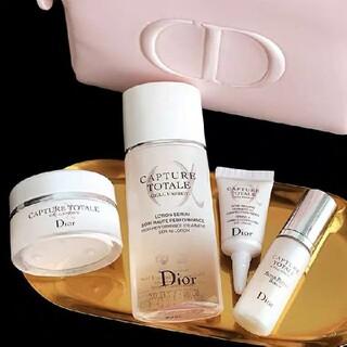 Christian Dior - ディオール カプチュール トータル セル ENERGY スキンケアセット コフレ