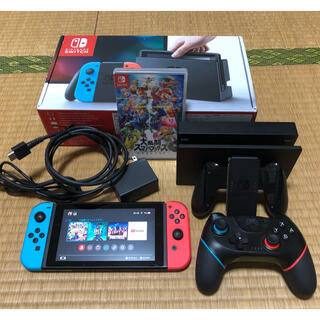 Nintendo Switch - 超豪華セット Nintendo Switch 本体