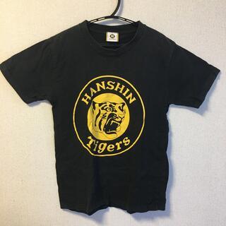 ハンシンタイガース(阪神タイガース)の阪神タイガー 金本Tシャツ (応援グッズ)