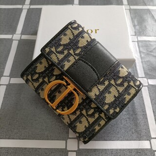 Christian Dior - 即納☆ディオール 三つ折り財布