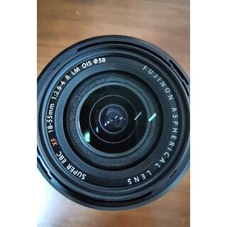 富士フイルム - 富士フィルム XF 18-55mm f/2.8-4R LM OIS