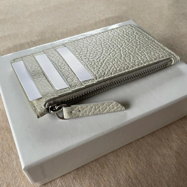 Maison Martin Margiela(マルタンマルジェラ)の21SS新品 メゾン マルジェラ グレインレザー 小銭入れ カードケース 財布 レディースのファッション小物(財布)の商品写真