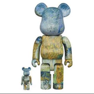 メディコムトイ(MEDICOM TOY)のBE@RBRICK Van Gogh 100%&400% (その他)