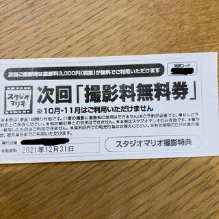 Kitamura - スタジオマリオ 撮影料無料券