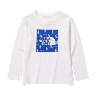 THE NORTH FACE - THE NORTH FACE キッズ 長袖Tシャツ NTJ82027ST