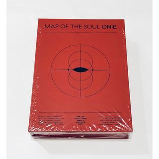 防弾少年団(BTS) - BTS MAP OF THE SOUL ON:E 【DVD】トレカ・チケット無し