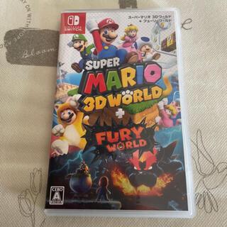 Nintendo Switch - 中古 スーパーマリオ 3Dワールド+フューリーワールド Switch