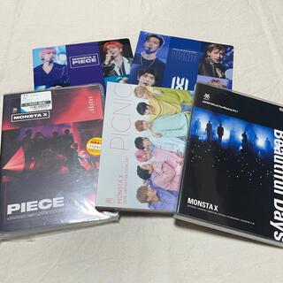 Monsta X JAPAN ライブ DVD セット