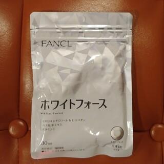 FANCL - FANCL ファンケル ホワイトフォース 30日分