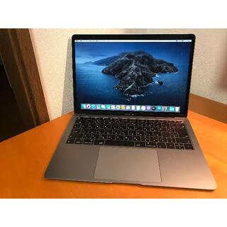 Apple - MacBook Air 13インチ 2019 スペースグレイ MVFH2J/A