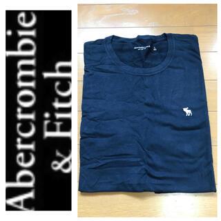 アバクロンビーアンドフィッチ(Abercrombie&Fitch)の◎XXL◎新品正規品◎アバクロ◎UネックTシャツ◎送料込(Tシャツ/カットソー(半袖/袖なし))