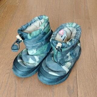 ザノースフェイス(THE NORTH FACE)のノースフェイス ブーツ 17cm(ブーツ)