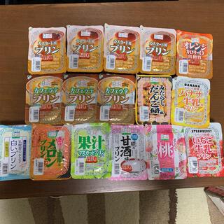 こんにゃくパーク プリン16個セット(菓子/デザート)