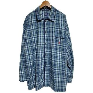 Polo by Ralph Lauren パジャマシャツ ビッグシルエット