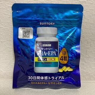 サントリー - サントリー DHA&EPA+ セサミンEX