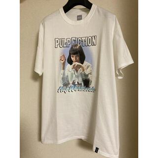 ハフ(HUF)のHUF×PULP FICTION MIA AIRBRUSH S/S TEE(Tシャツ/カットソー(半袖/袖なし))