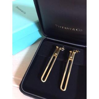 ティファニー(Tiffany & Co.)のティファニー ダブルロングリンク ピアス ハードウェア(ピアス)